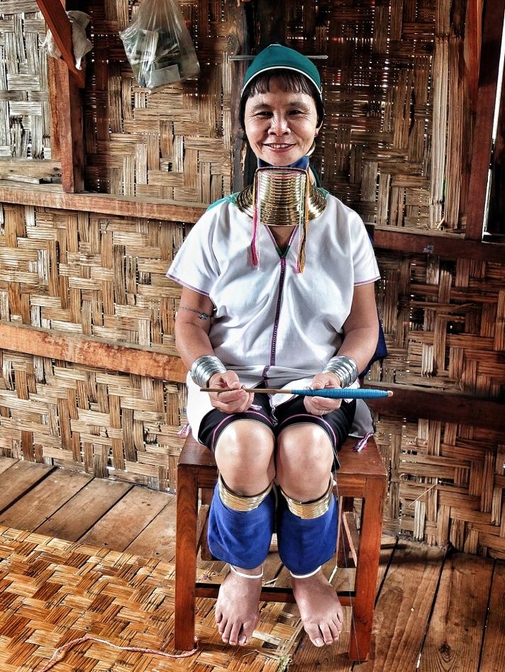 Paduang lady