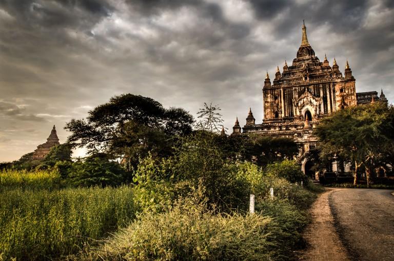 Another Bagan Dusk